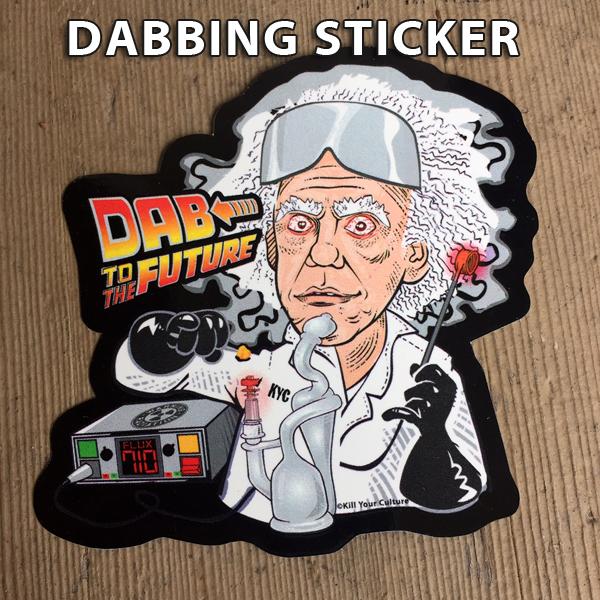 Dabbing Unicorn Vinyl Decal Sticker Various Designs Geekyget